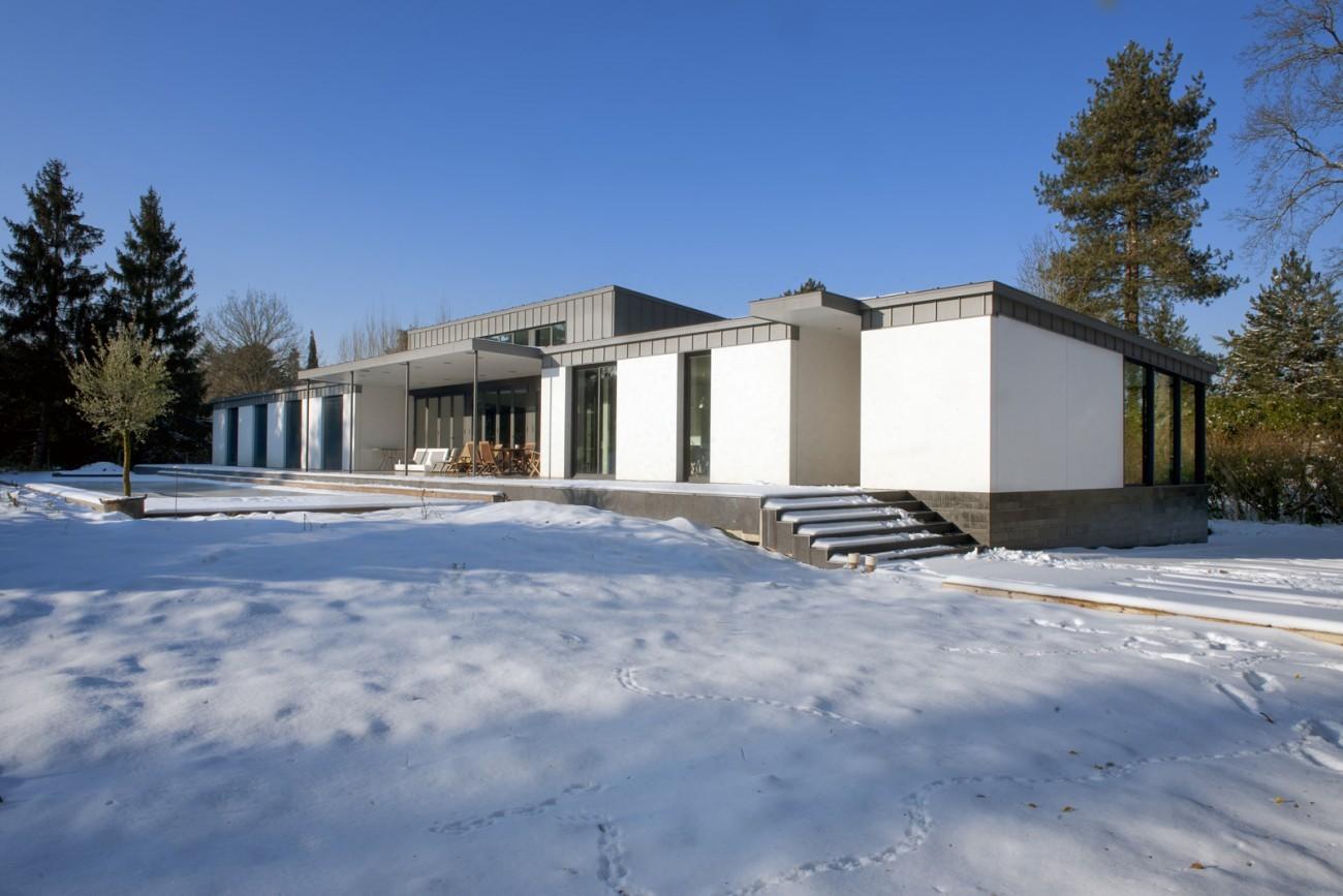 bourgueil rouleau architectes construction d 39 une maison familiale ballan mir 37. Black Bedroom Furniture Sets. Home Design Ideas